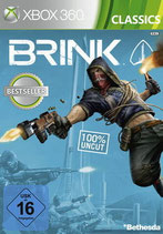 X360 Brink Bestseller 100% Uncut