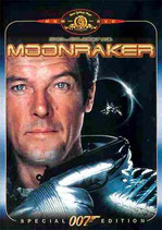 DVD Bond Moonraker