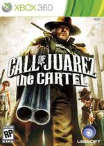 X360 Call of Juarez the Cartel FSK18