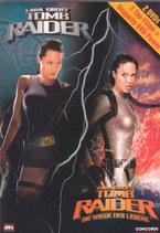 DVD Tomb Raider Teil 1&2 Doppelpack