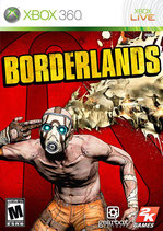 X360 Borderlands 1 FSK18