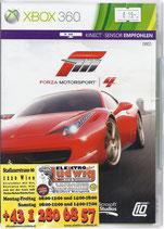 X360 Forza Motorsport 4