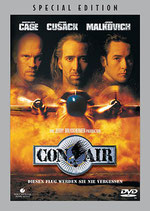 DVD Con Air Special Edition FSK18