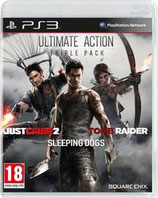 PS3 Ultimate Action Triple Pack