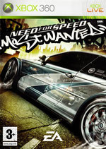 X360 Need for Speed Most Wanted