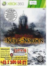 X360 Herr der Ringe Krieg im Norden