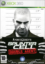 X360 Tom Clancys Splinter Cell Double Agent