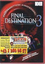DVD Final Destination 3 FSK18