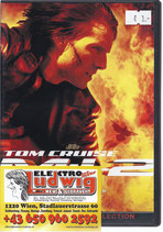 DVD Mission Impossible Teil 2