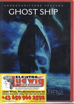 DVD Ghost Ship FSK18