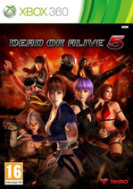 X360 Dead or Alive 5 (deutsch) (Xbox 360)