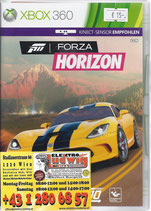 X360 Forza Motorsport Horizon