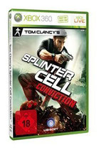 X360 Splinter Cell Conviction