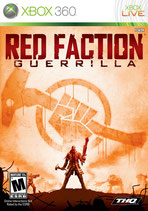 X360 Red Faction Guerrilla