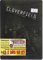 DVD Cloverfield Steelbook