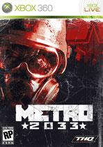 X360 Metro 2033 FSK18