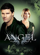 DVD Angel Staffel 4