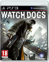 PS3 Watch Dogs FSK18
