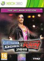 X360 Smackdown vs Raw 2011 Hit Man Edition