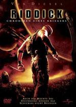 DVD Riddick Chroniken eines Kriegers