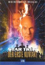 DVD Star Trek Der erste Kontakt