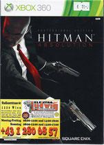 X360 Hitman Absolution FSK18Professional Edition