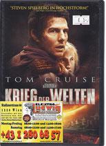 DVD Krieg der Welten Tom Cruise