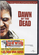 DVD Dawn of the Dead FSK18