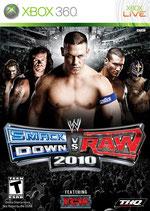 X360 Smackdown vs Raw 2010