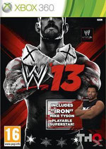 X360 WWE 13 First Edition