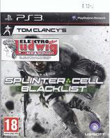 PS3 Tom Clancys Splinter Cell Blacklist
