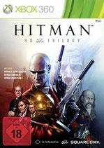 X360 Hitman HD Trilogy FSK18