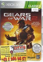 X360 Gears of War 2 FSK18
