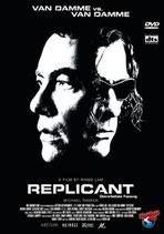 DVD Replicant Uncut Van Damme