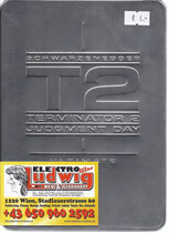 DVD Terminator 2 Ultimate Steel Edition