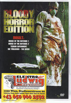 DVD Bloody Horror Edition