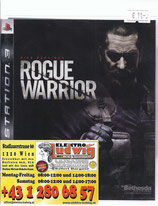PS3 Rogue Warrior FSK18