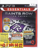 PS3 Saints Row the Third FSK18