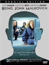 DVD Being John Malkovich