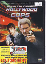 DVD Hollywood Cops Harrison Ford