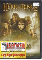 DVD Herr der Ringe die Gefährten