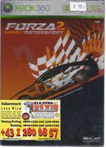 X360 Forza 2 Motorsport Limitierte Sammleredition