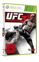 X360 UFC 3 Undisputed