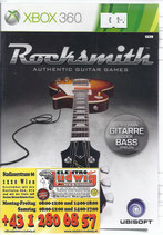 X360 Guitar Hero Rocksmith