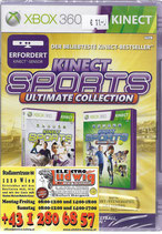 X360 Kinect Sports Ultimate Collection