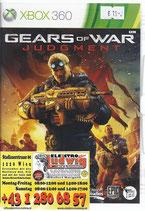 X360 Gears of War Judgment FSK18
