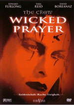 DVD The Crow Wicked Prayer