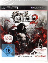 PS3 Castlevania 2 Lords of Shadow 100% Uncut