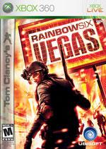 X360 Tom Clancys Rainbow Six Vegas