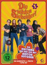 DVD Die wilden Siebziger Staffel 1